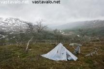teltta-tuntureilla